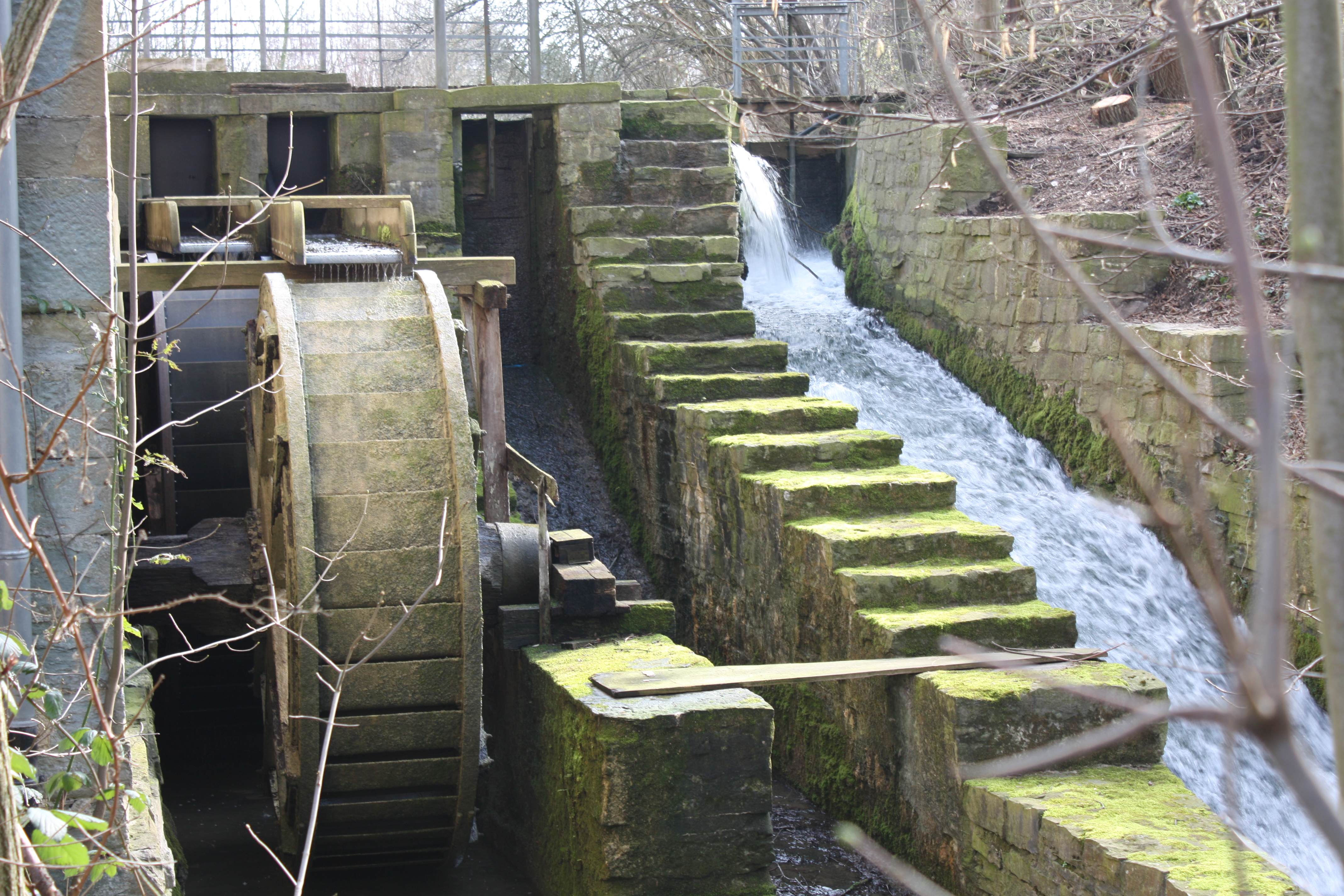 Schäferkämper Wassermühle 1