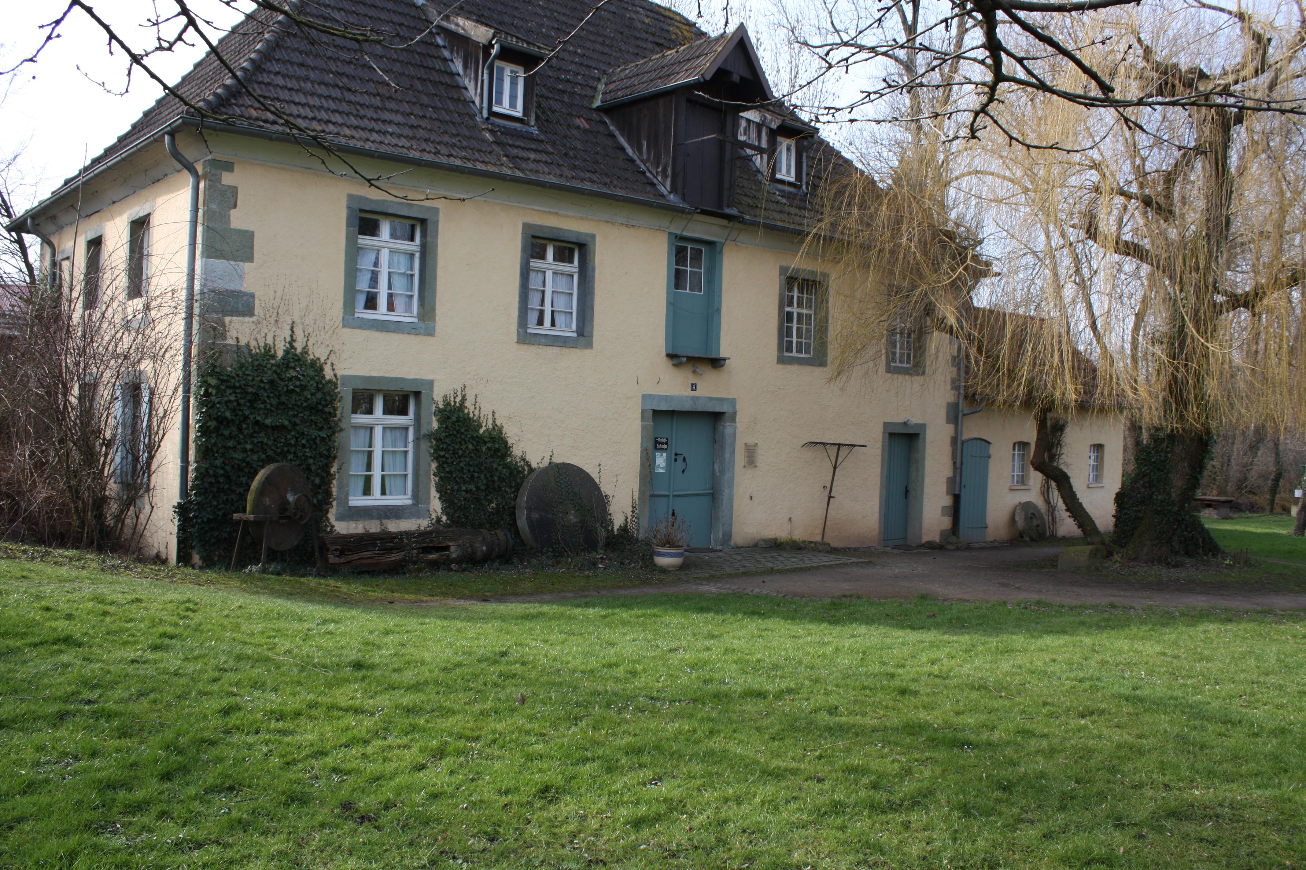 Schäferkämper Wassermühle 2